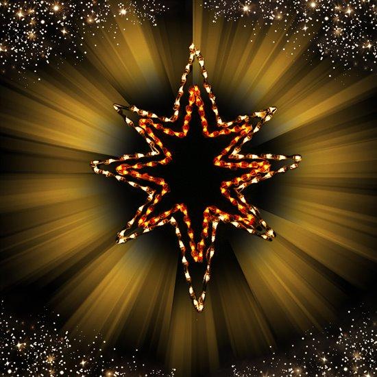 44 Quot Led Bethlehem Star Holidynamics Holiday Lighting