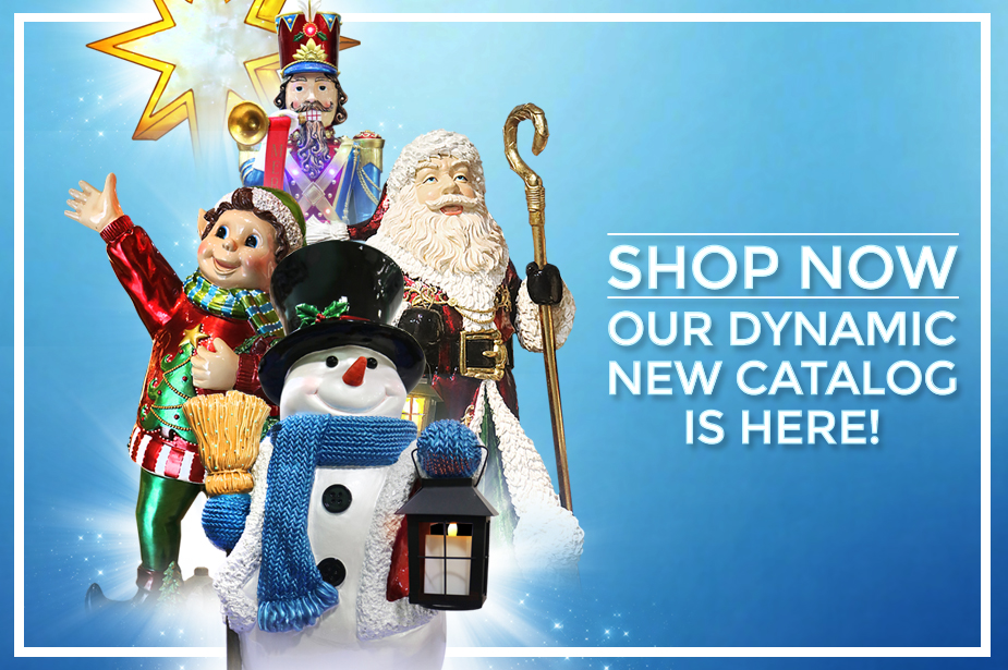 Shop Now! Our Dynamic Catalog is here!